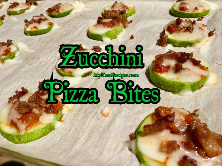 This are so delicious and a great way to use the zucchini fresh out of your garden! The kids will love these mini pizza bites!