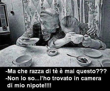 #MA COSA HAI MESSO NEL CAFFE'?