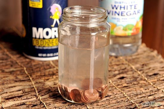 5 Ways to Clean Pennies - wikiHow for penny crafts