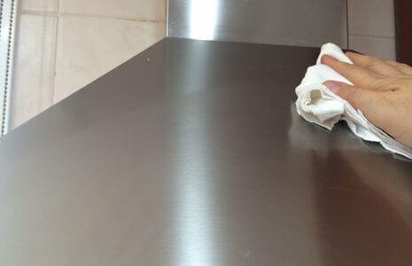 ¿Limpias la campana de acero inoxidable? Trucos para una limpieza perfecta. #gastronomía http://blgs.co/L1lwLr
