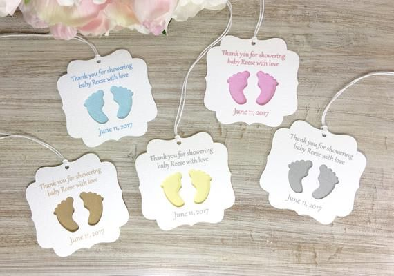 Baby Shower favors Champagne Favor Drive Drive By Girl Baby shower Favors Twine Zoom Baby Shower Favor Tag Tags ONLY or Tags