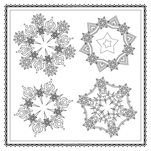 Coloring Books For Grown Ups: Creative Christmas: The Gift Of Colouring For Grown-ups
