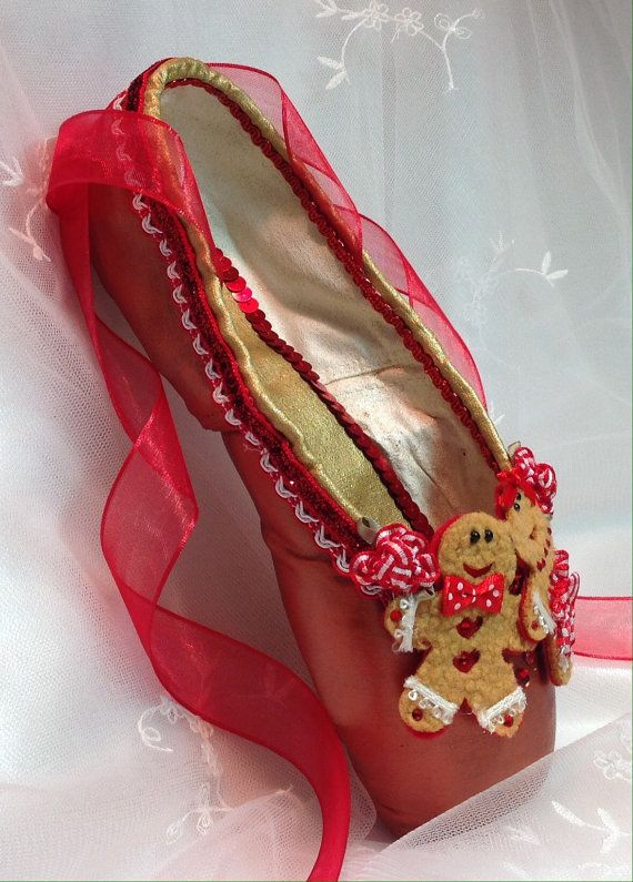 17 best images about pointe shoes crafts on pinterest for Ballet shoes decoration