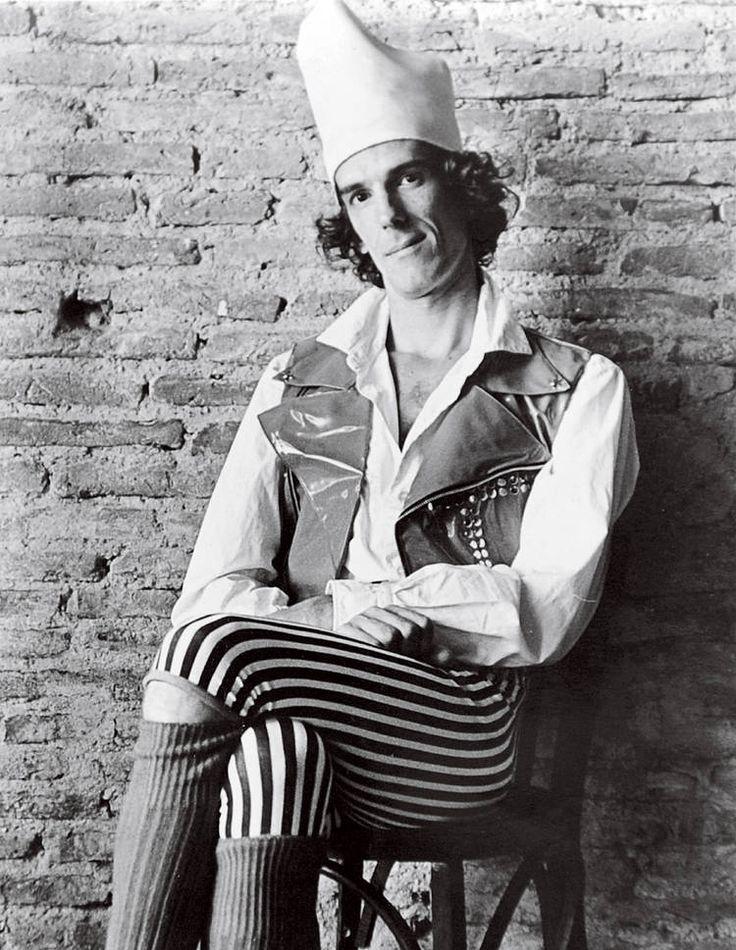 Luis Alberto 'Flaco' Spinetta
