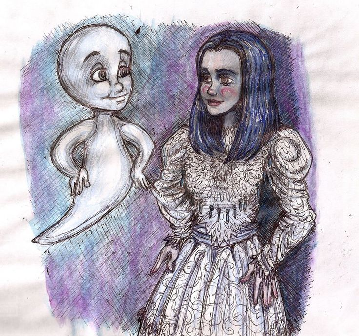 Casper the Friendly Ghost Chapter 1: The - FanFiction