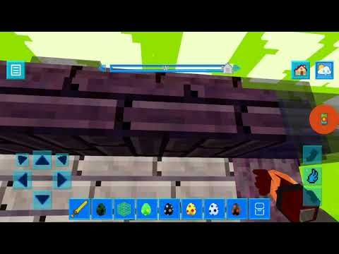 Alien Craft Mcpe Alien Mod Android Game Gameplay Android