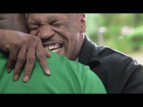 Mike Tyson Returns Ear: Foot Locker Commercial Mike Tyson Returns Evander Holyfield's Ear - YouTube