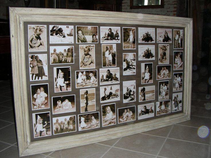 Mejores 9 imágenes de Reciclar Cuadros Fotos en Pinterest | Puertas ...