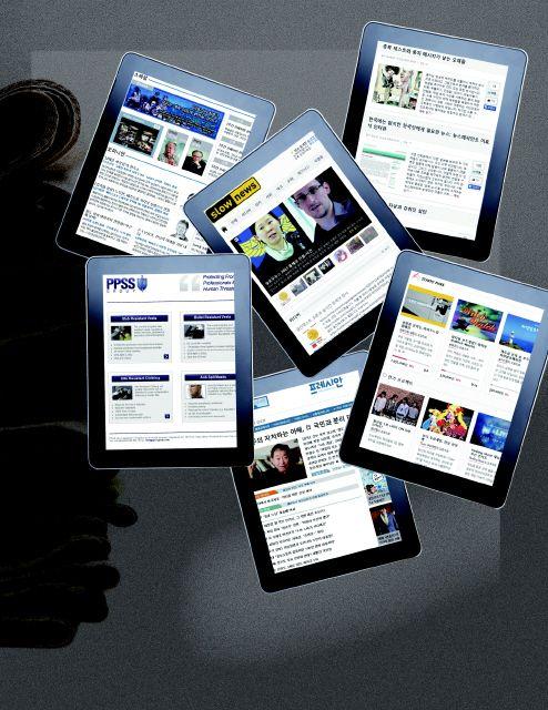 '기자질'의 미래를 알려주마 [2014.01.13 제994호]       [레드 기획] 미디어 플랫폼의 변화와 글쟁이들의 미래  뉴스 만드는 기자들, 광범위한 분야 글 선별하는 큐레이터로 바뀔 가능성 높아