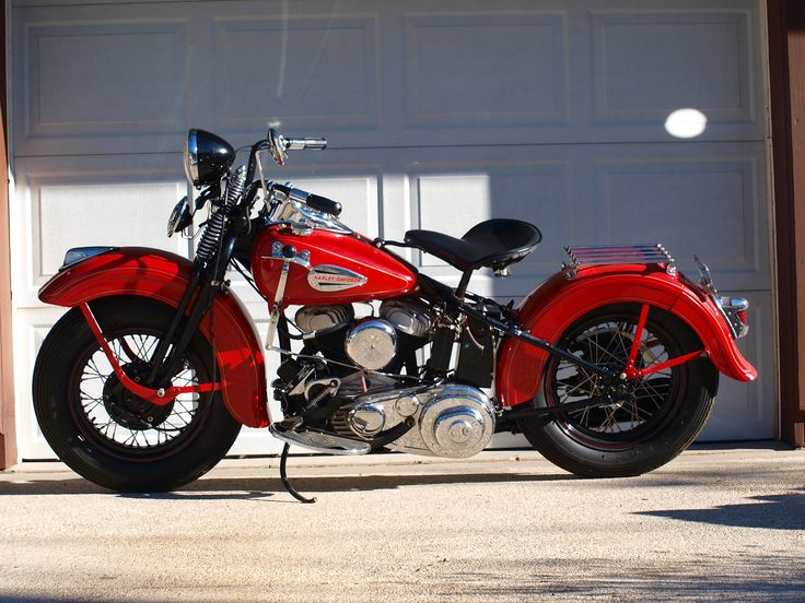 1942 Harley Davidson WLA - MidAmerica Auctions LAS13 - repined by http://www.vikingbags.com/ #VikingBags