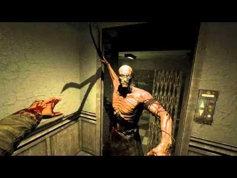 Outlast Xbox One 1080P Walkthrough Part 09.