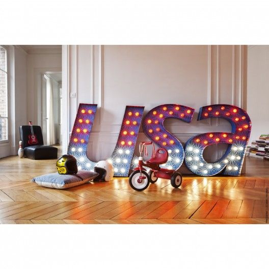 16 best images about enseignes lumineuses on pinterest light letters vinta - Enseigne lumineuse vintage ...