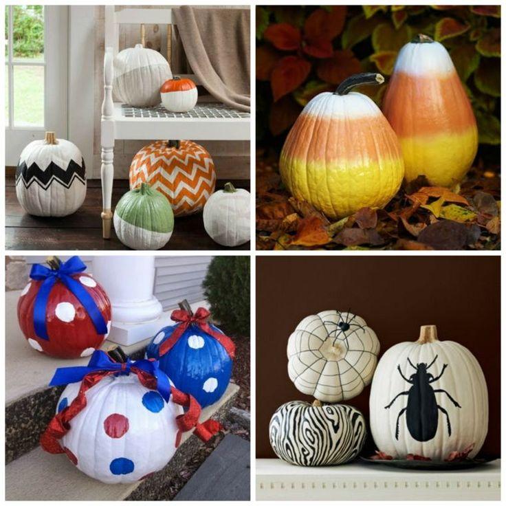Idées originales de décoration citrouille Halloween