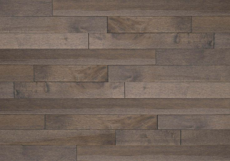 Discover Lauzon's hardwood flooring with our Smoky Grey. This magnific Hard Maple flooring from our Essential collection will enhance your decor with its marvelous gray shades, along with its smooth texture and its classic look. Lauzon's Hard Maple flooring are FSC®-Certified.