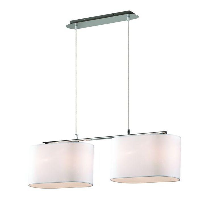 10638-007 2 light hanging pendant