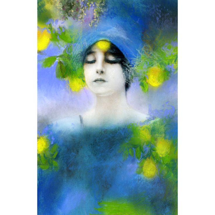 Sonia Maria Luce Possentini....thank you Pinterest for introducing me to this amazing artist!  I'm in love