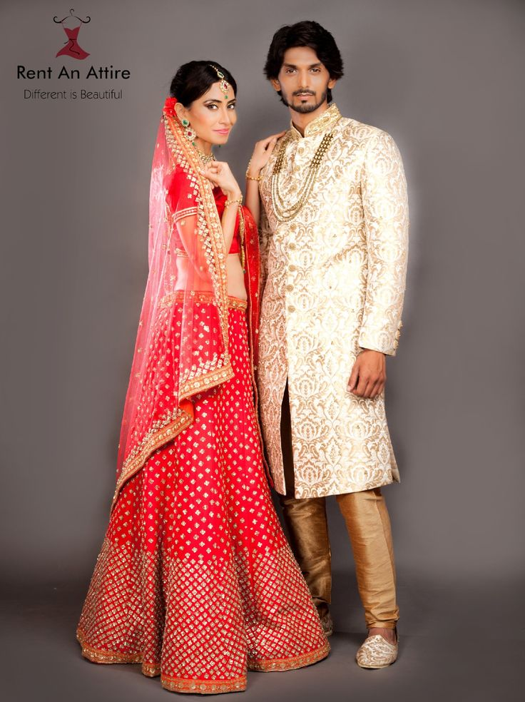 Unveiling our wedding collection where each of the wedding attire is handpicked to represent royal & urban brides & grooms!! Have a glimpse at our wedding collection of the season that is comprising of beautifully designed bridal lehengas & groom sherwanis. So all you brides & grooms to be, come in & have a look!! Model: Anuja Shinde Gaurav Barate Photographer: KeyurBokilPhotography Location: Sheetal Petkar - A Glamour Portraiture Studio ‪#‎Bridalwear‬ ‪#‎Groomwear‬ ‪#‎Designerwear‬ ‪