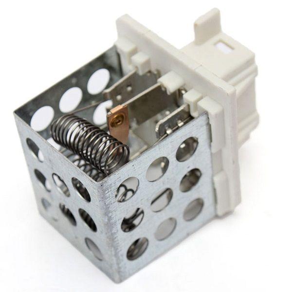 Car Heater Fan Motor Blower Control Resistor For Peugeot Fan Motor Motor Blower