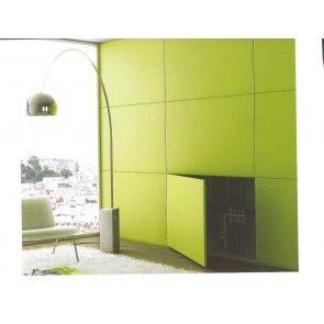 Il verde accesso dà allegria alla tua camera da letto. #mobili #mobiliinlegno #legnopiuingegno