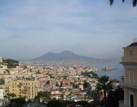 Napoli dalla nostra casa
