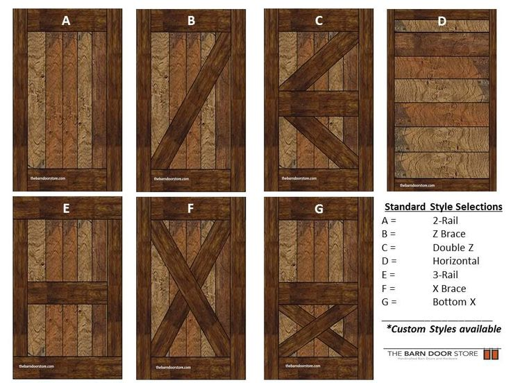 31 best barn doors images on pinterest for Barn style exterior doors