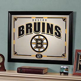 "Memory Company Boston Bruins 22"" Mirror - Shop.Canada.NHL.com"