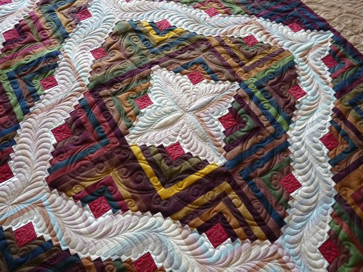 17 Best Images About Log Cabin Love These Quilts On