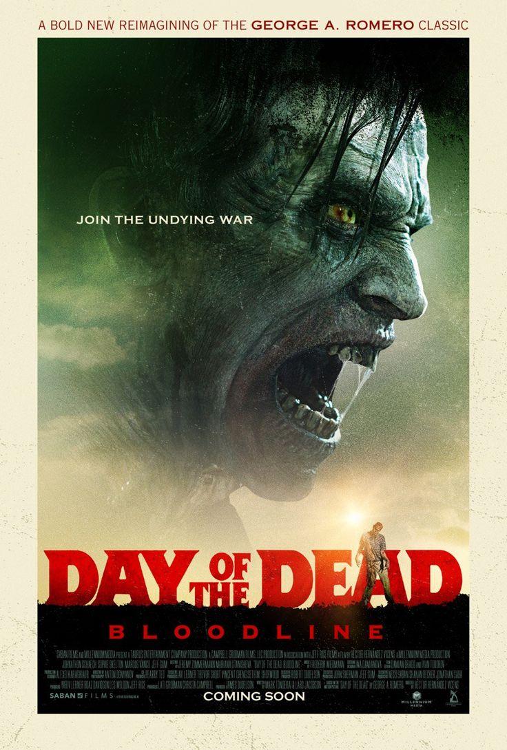 Day Of The Dead, Bloodline Film, Nieuwe films, Horror