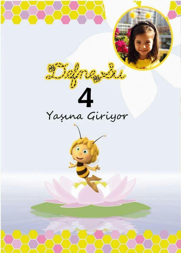 Arı Maya Poster
