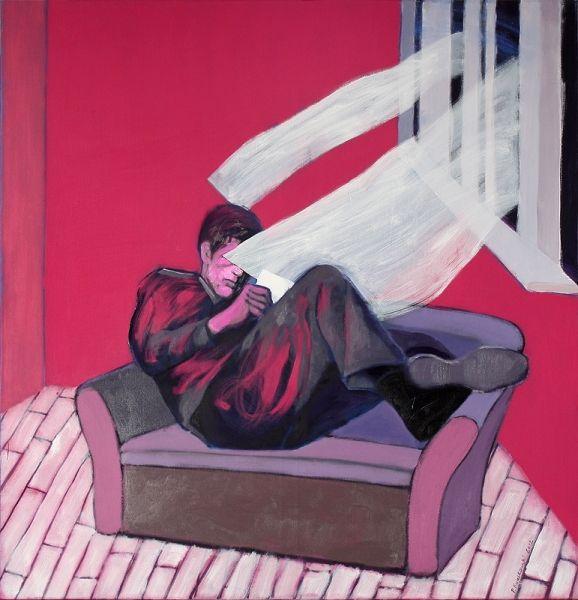 Paweł Kwiatkowski, Protagonista IV, 2012 #art #contemporary #artvee