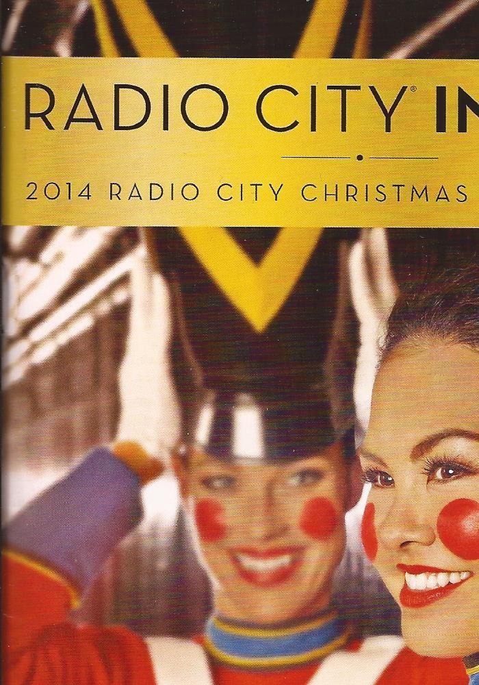 Radio City Rockettes 2014