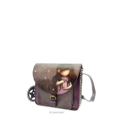Gorgeus Santoro small satchel