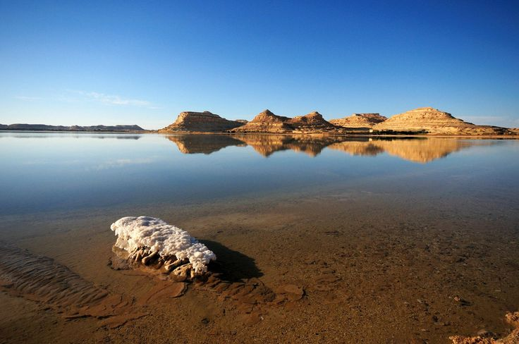 Siwa Salt Lake by Dany Eid on 500px