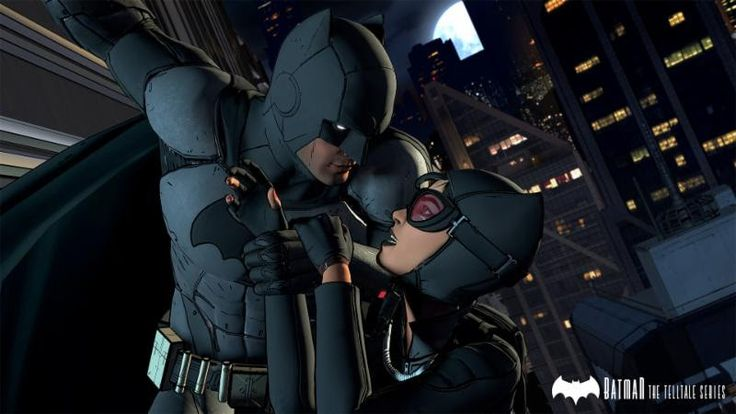 Batman Telltale Gallery