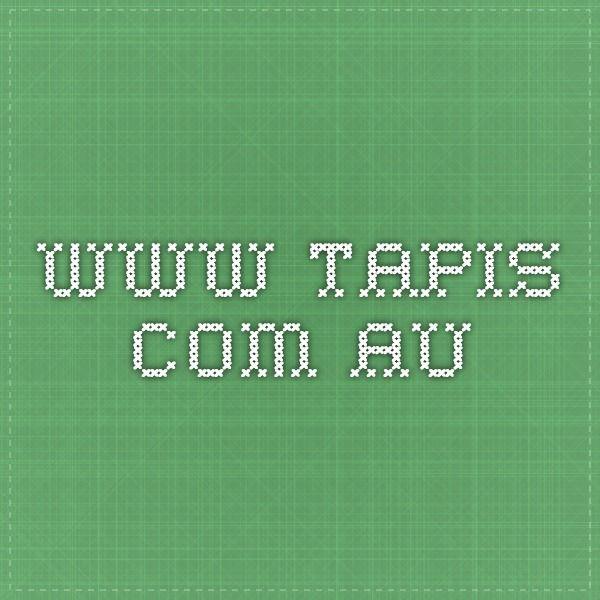 www.tapis.com.au