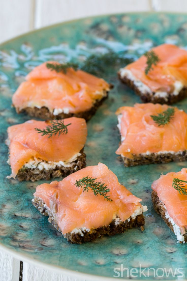 These Simple Yet Impressive Tea Sandwiches Are Perfect For Easy Entertaining Cream Cheeses