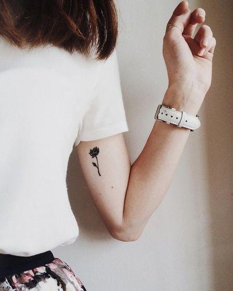 Delicate and Elegant Minimalist Tattoo Ideas - Delicate Minimalist Tattoos That Exude Understated Elegance - Photos