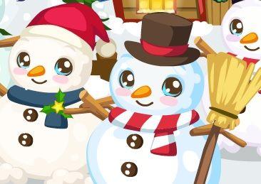 Kardan Adam Yapma oyunu kışın kar yapmak için havayı gözleyen çocuklara gelsin. http://www.oyunturu.net/friv-oyunlari/kardan-adam-yapma.html