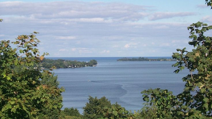 Rutherford Stevens lookout in Waupoos