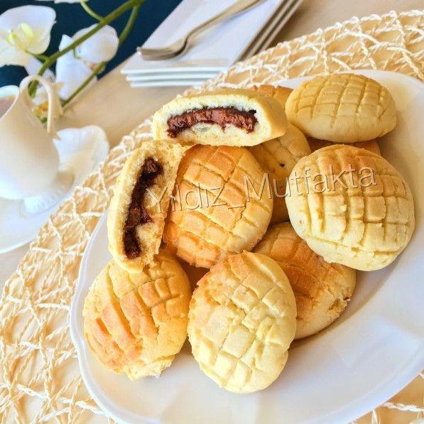 BİSKREM KURABİYE TARİFİ #kurabiye #cookies