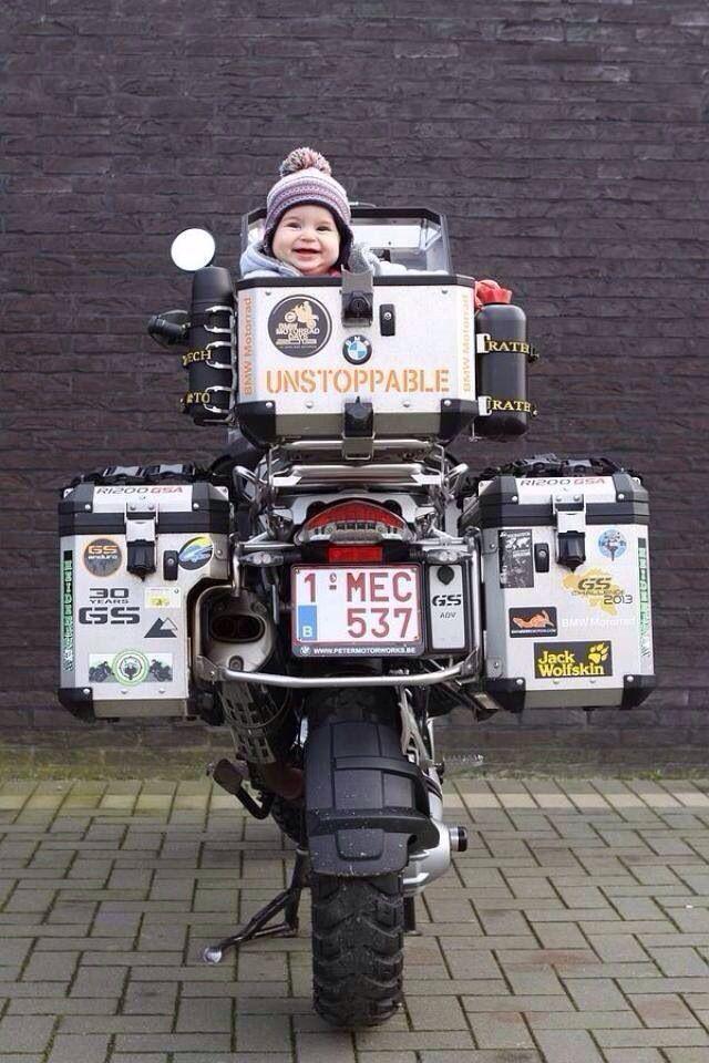 Koddigaard & BMW GS; perfect plaatje :)