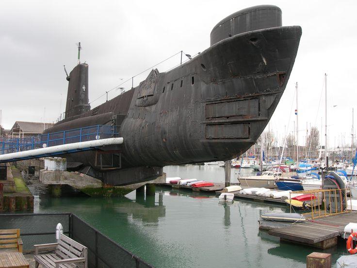 HMS Alliance - Royal Navy Submarine Museum. April 2006.  http://rwn.me/15SraKI