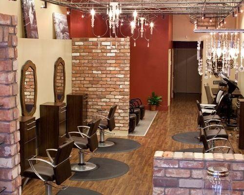Hair Salon Home Design Ideas, Renovations U0026 Photos