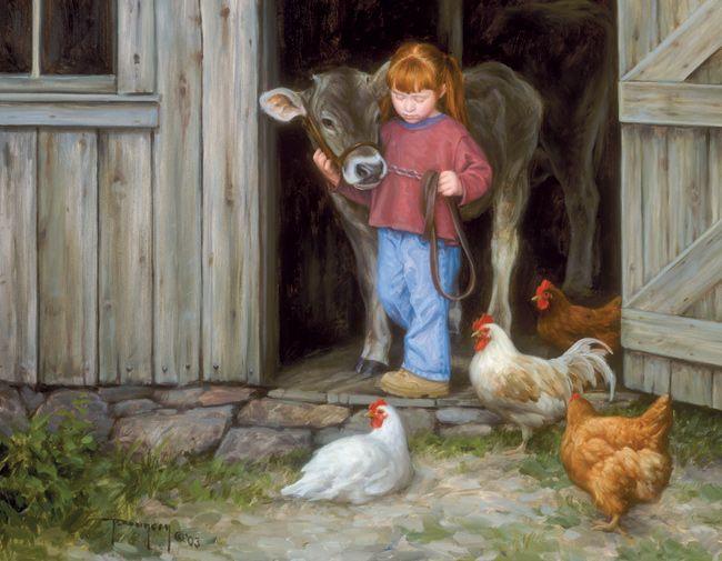 """""""Best of Friends"""" by Robert Duncan"""