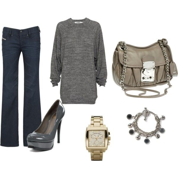 My Going to the Movies Outfit.