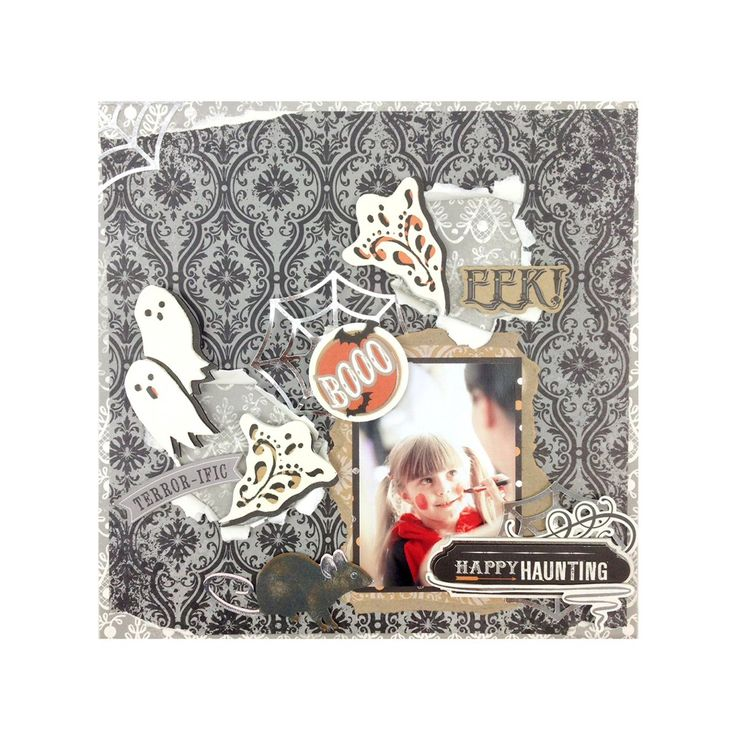 Pin By Dee Ciallella On Halloween Layouts