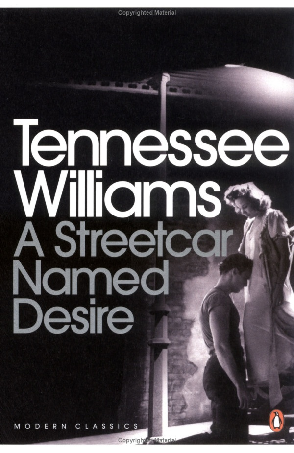 tennessee williams: a streetcar named desire essay A streetcar named desire thesis statements and important quotes below you will find five outstanding thesis statements / paper topics on a streetcar named desire by tennessee williams that can be used as essay starters.