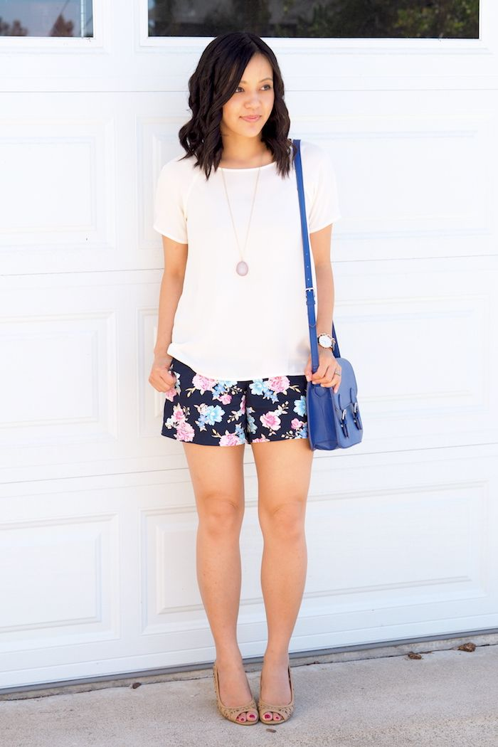 The Secret to Wearing Shorts When You Fear Them