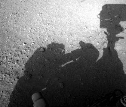 Há vida em Marte? Internet ao rubro com fotografia misteriosa - Dinheiro Vivo
