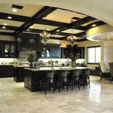 Kitchen Traditional Flooring Design, Pictures, Remodel, Decor and Ideas - page 3